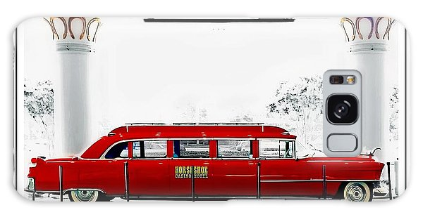 Horseshoe Fleetwood Cadillac Limousine Galaxy Case