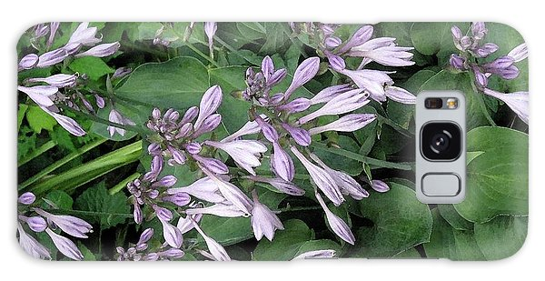 Hosta Ballet Galaxy Case