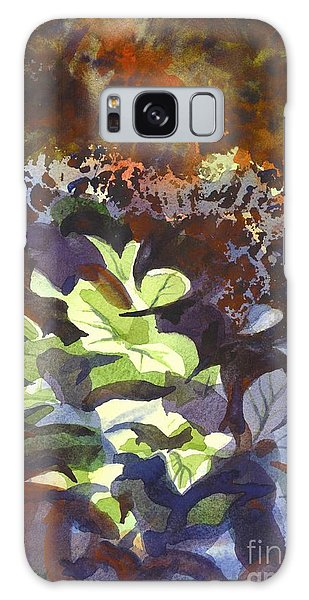 Hostas In The Forest Galaxy Case