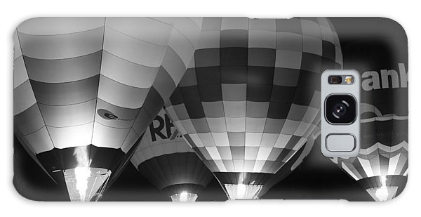 Hot Air Balloons Galaxy Case