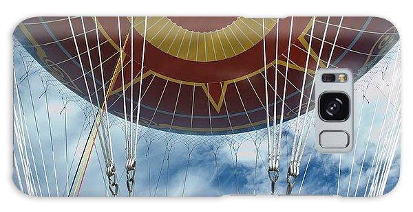 Hot Air Baloon Galaxy Case