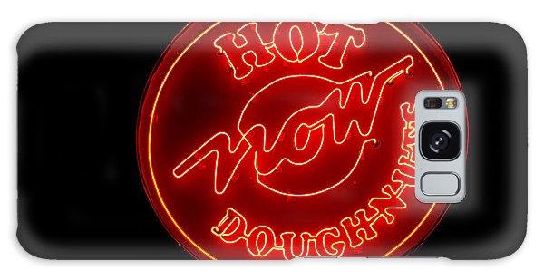 Hot Now Krispy Kreme Galaxy Case