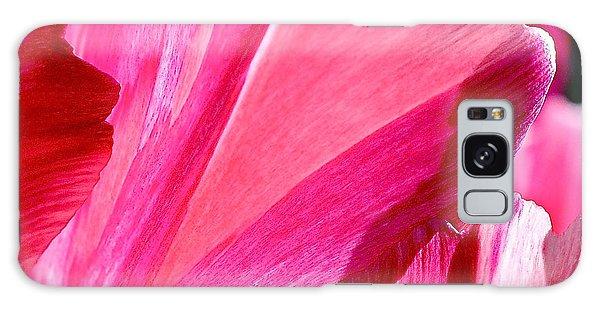 Hot Pink Galaxy S8 Case