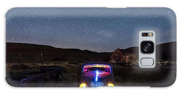 Bodie Galaxy Case - Hot Rod Nights by Cat Connor