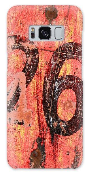 Hot Switch Galaxy Case by Sylvia Thornton