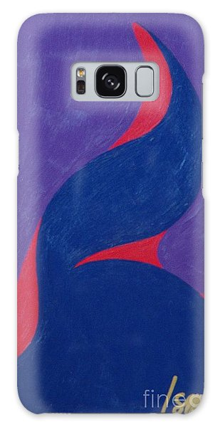 Hot Tasty Freeze Galaxy Case by Rod Ismay