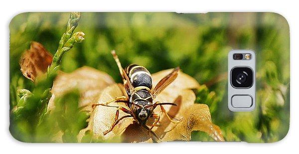 Hot Wasp... Galaxy Case by Al Fritz