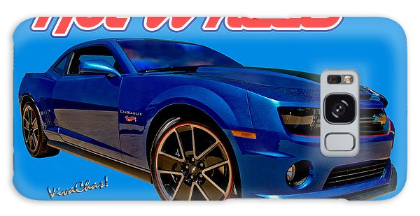 Hot Wheels Camaro Galaxy Case