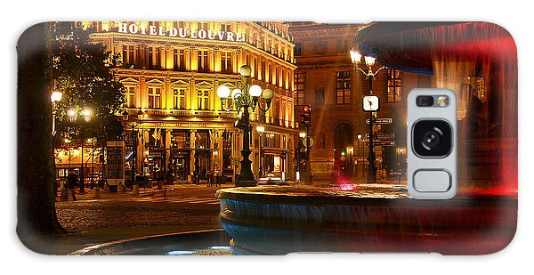 Hotel Du Louvre Galaxy Case