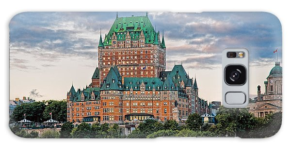 Fairmont Le Chateau Frontenac  Galaxy Case