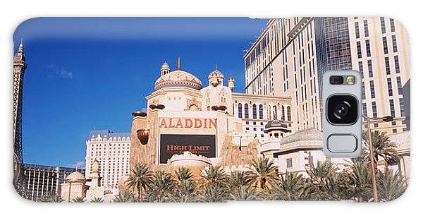 Desert View Tower Galaxy Case - Hotel In A City, Aladdin Resort And by Panoramic Images