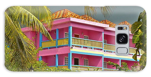 Hotel Jamaica Galaxy Case