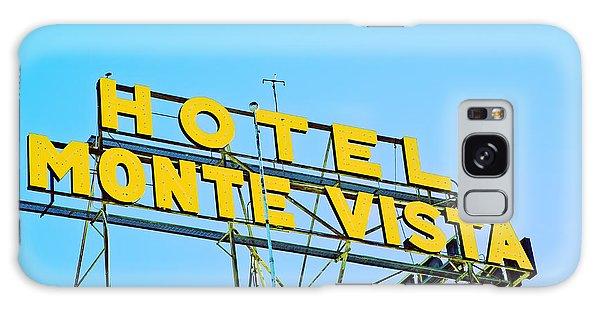 Hotel Monte Vista Galaxy Case