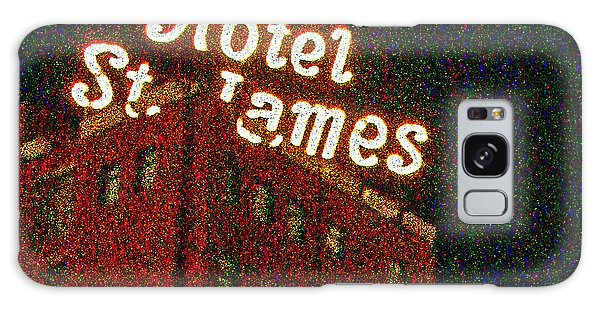 Hotel - St James San Diego Galaxy Case