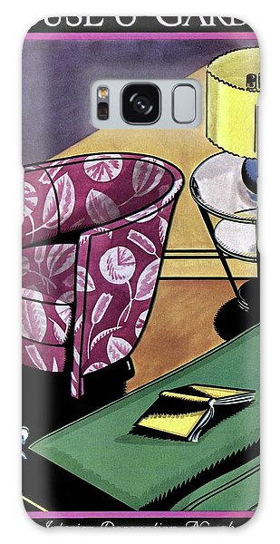 House And Garden Interior Decorating Number Galaxy Case