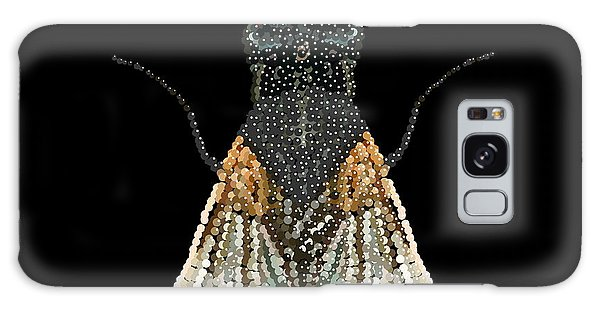 House Fly Bedazzled Galaxy Case