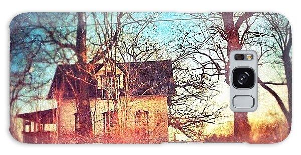 House Galaxy Case - #house #home #old #farm #abandoned by Jill Battaglia