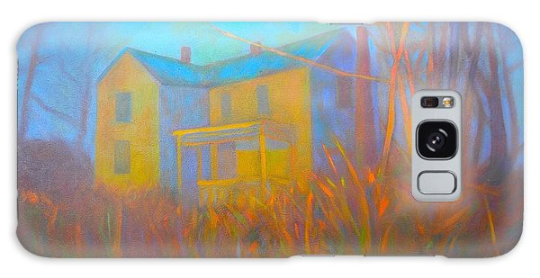 House In Blacksburg Galaxy Case