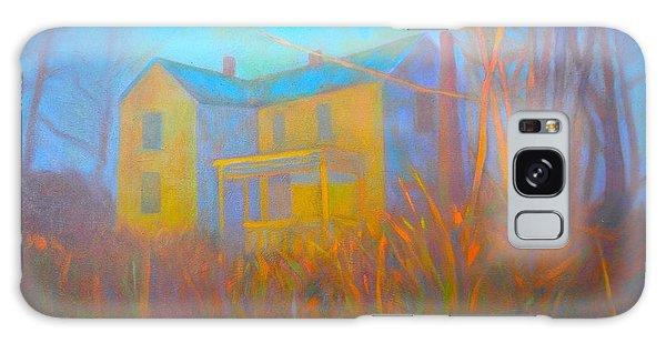 House In Blacksburg Galaxy Case by Kendall Kessler