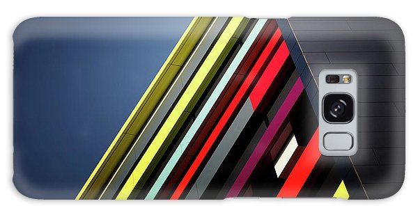 Colour Galaxy Case - House Of Colours by Jeroen Van De