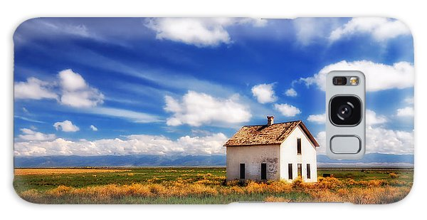 House On The Prairie Galaxy Case