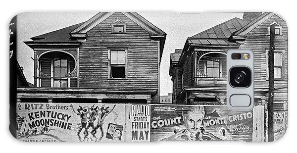 Houses Atlanta Georgia Galaxy Case