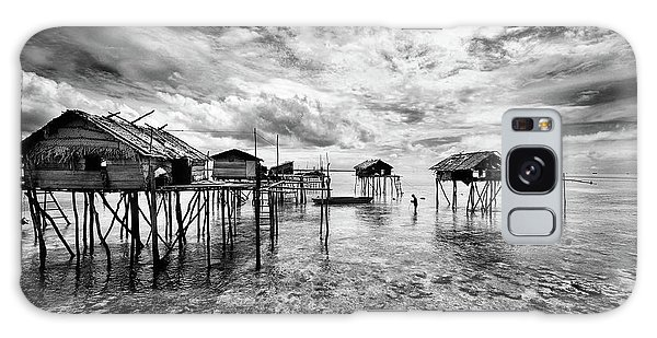 House Galaxy Case - Houses  Of  The  Bajau by Andreas Kosasih