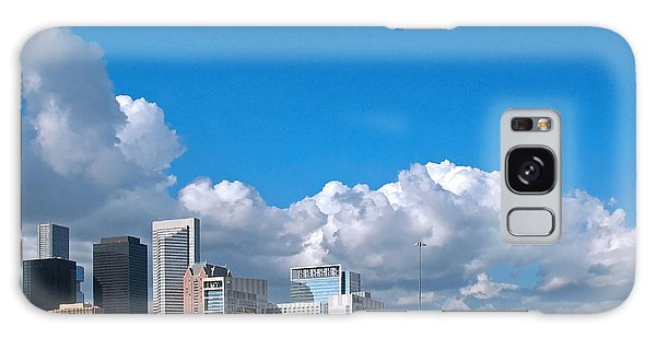 Houston Skyline Southeast Galaxy Case