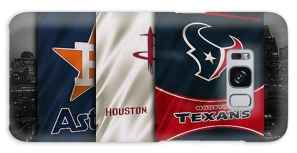 Astro Galaxy Case - Houston Sports Teams by Joe Hamilton