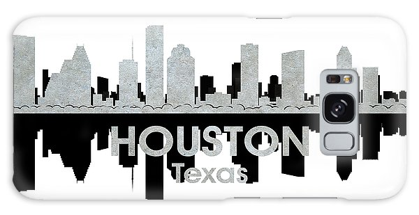 Houston Tx 4 Galaxy Case by Angelina Vick