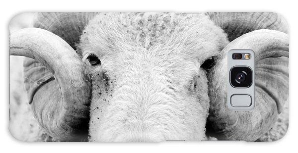 How Ewe Doin Galaxy Case by Courtney Webster