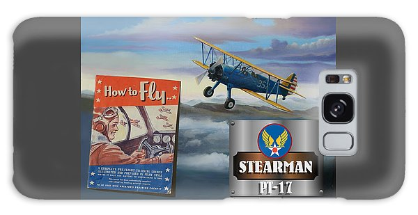 How To Fly Stearman Pt-17 Galaxy Case