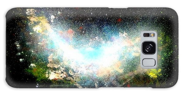 Hubble Birth Of A Galaxy Galaxy Case