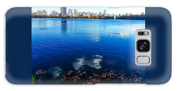 Hudson River Fall Landscape Galaxy Case