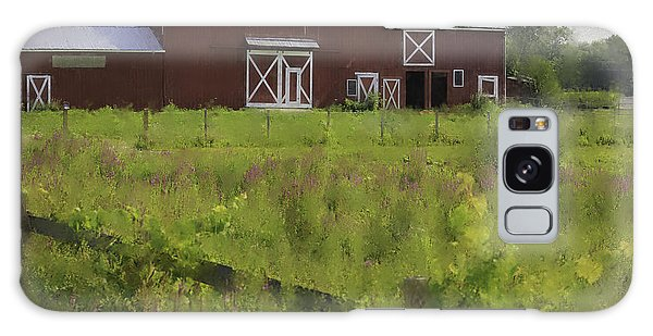 Hudson Valley Barn Galaxy Case