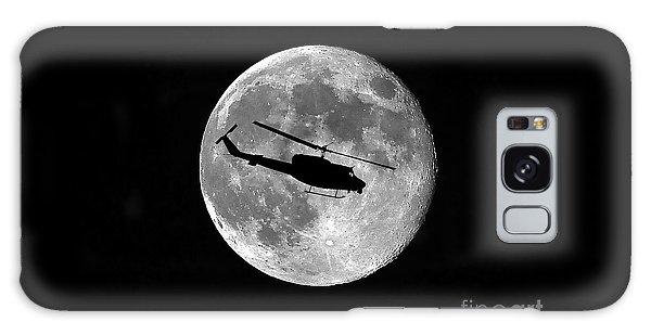 Huey Moon Galaxy Case by Al Powell Photography USA