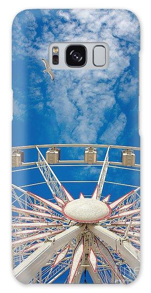 Huge Ferris Wheel Galaxy Case
