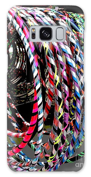Huly Hoops Galaxy Case by The Art of Alice Terrill