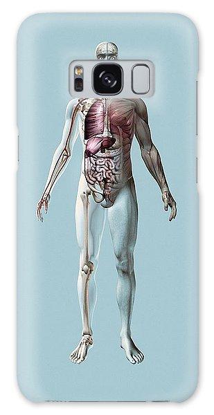 Nervous System Galaxy Case - Human Anatomy by Mikkel Juul Jensen