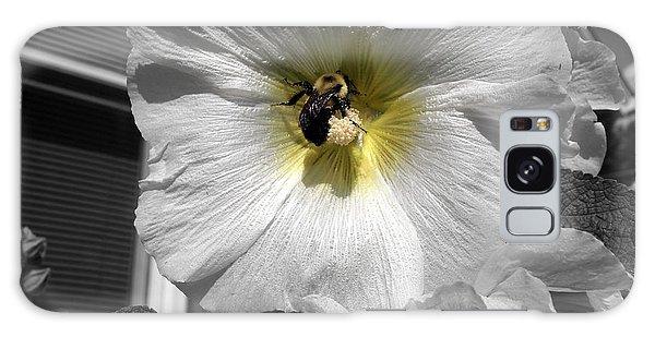 Humble Bumblebee Galaxy Case by Deborah Fay