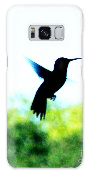 Hummingbird Hover Galaxy Case