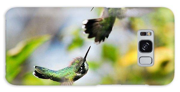 Hummingbirds Ensuing Battle Galaxy S8 Case