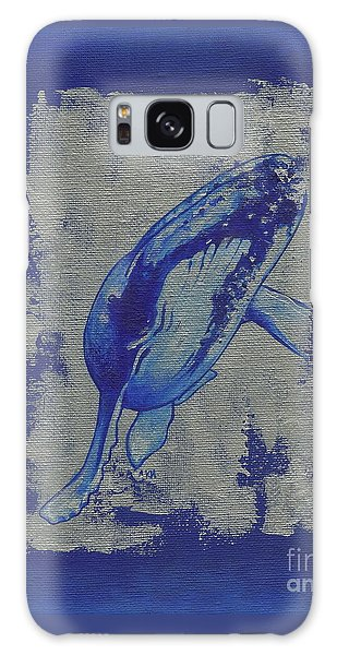 Humpback Whale Galaxy Case