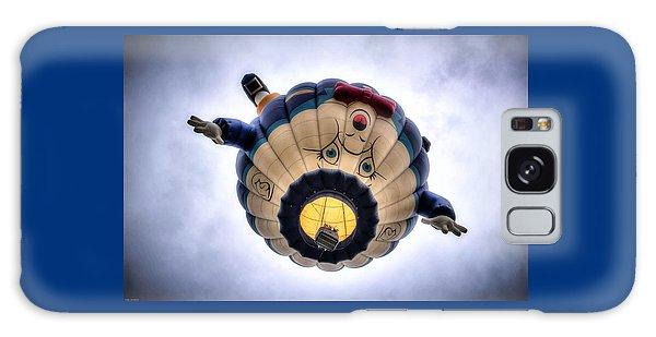 Humpty Dumpty Hot Air Balloon Galaxy Case