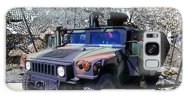 Humvee Galaxy Case