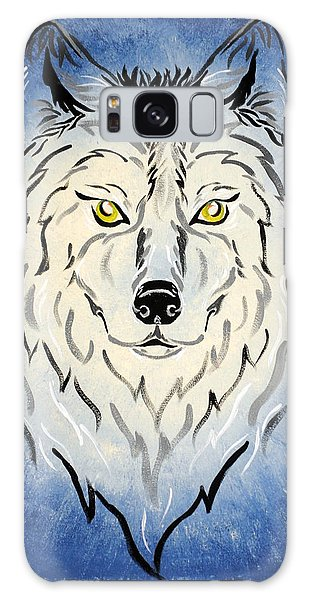 Hungry Like The Wolf Galaxy Case