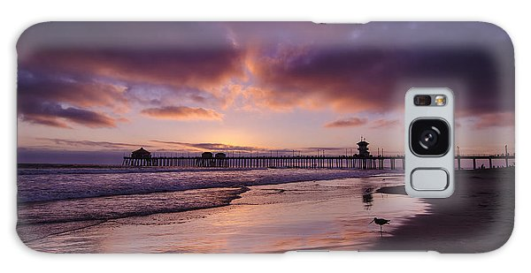 Huntington Beach California Galaxy Case