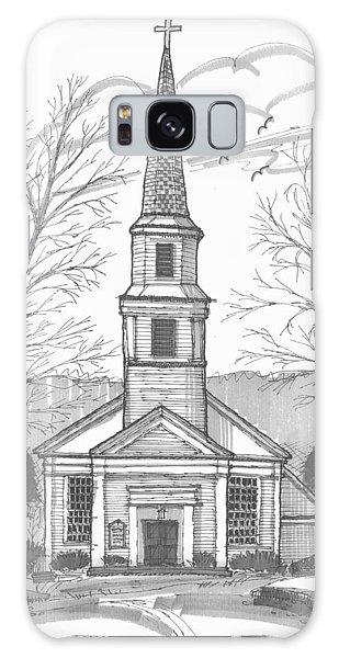 Hurley Reformed Church Galaxy Case