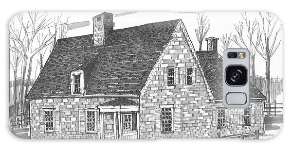 Hurley Stone House Galaxy Case