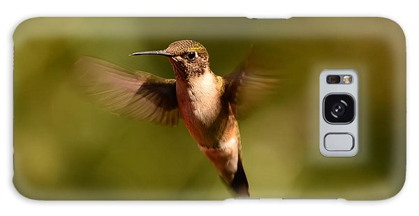 Hurry Up And Take My Picture Galaxy Case by Lori Tambakis